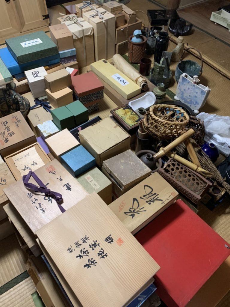 11月26日京都市上京区にて買取を実施いたしました